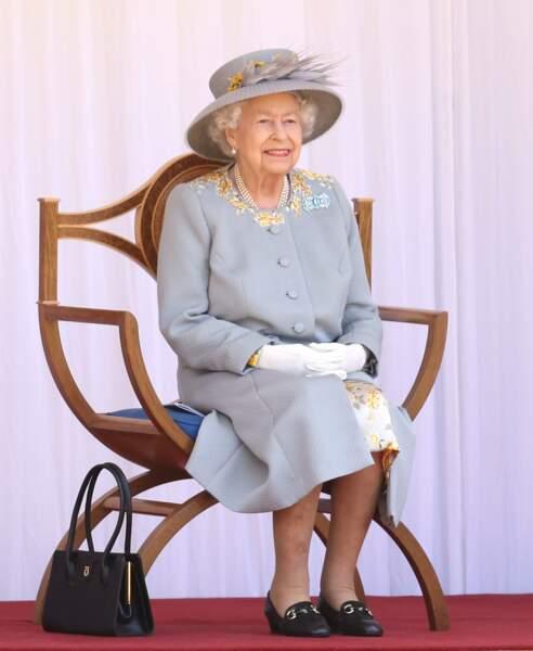 C'est un événement incontournable, chaque mois de juin, pour la famille royale.