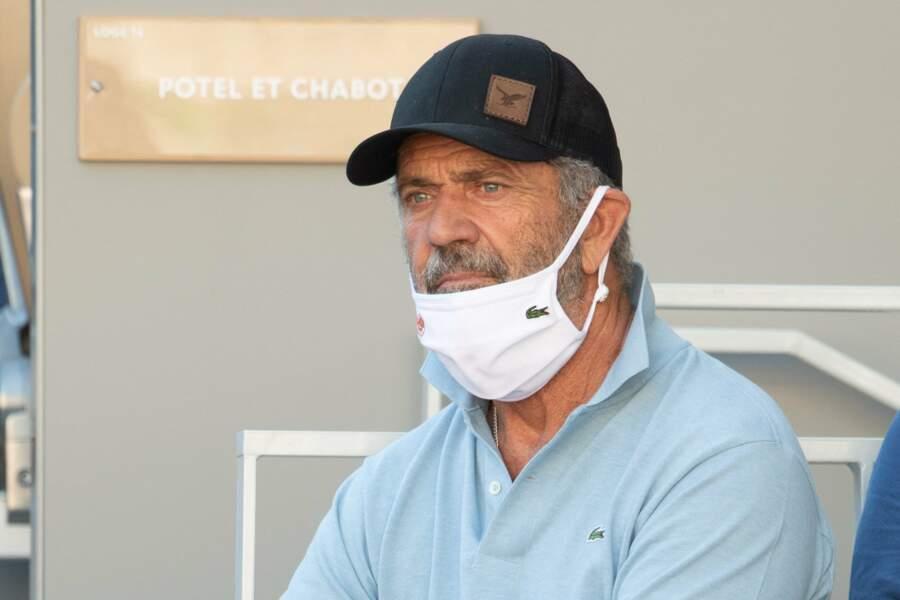Mel Gibson en vedette internationale pour cette finale homme