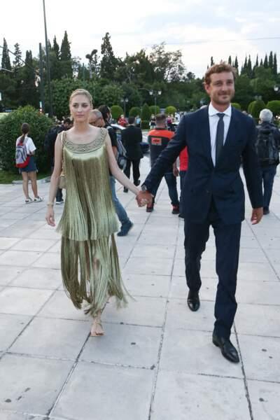 Beatrice Borromeo et Pierre Casiraghi.