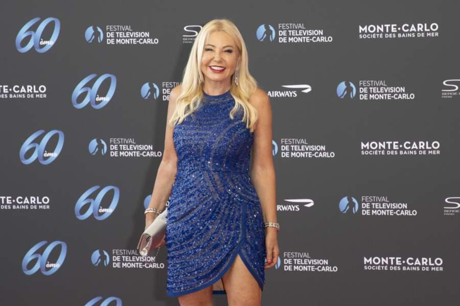 Monika Bacardi était présente.