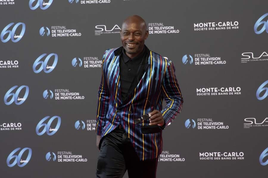 L'acteur et ancien mannequin Jimmy Jean-Louis.