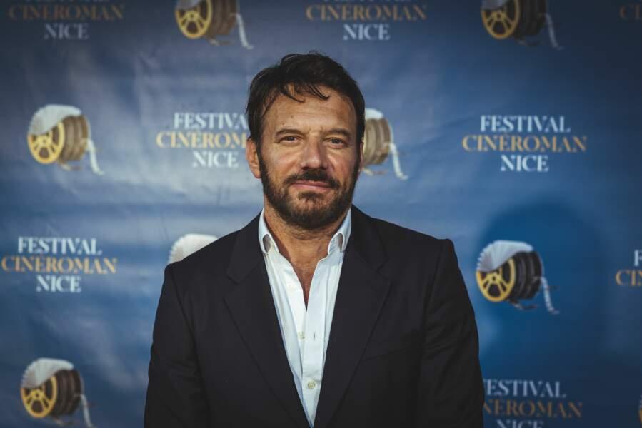 Samuel Le Bihan au festival Cinéroman