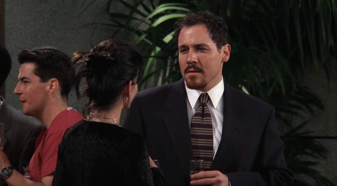 Jon Favreau a fait preuve de patience avant de séduire la belle Monica