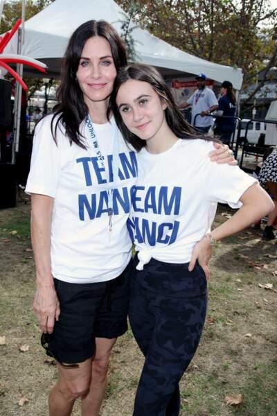 Le couple a une fille, Coco, née en 2004 et dont Jennifer Aniston est la marraine
