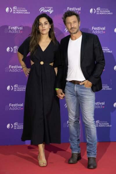 Alexandre Varga et Naima Rodric