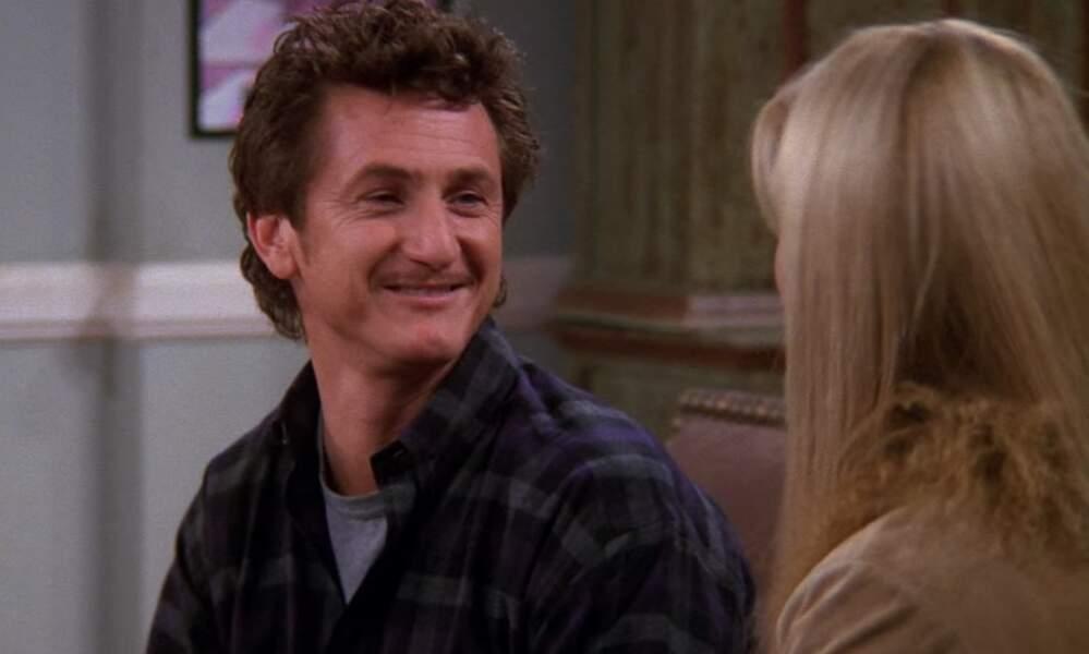 Phoebe n'est pas mal lotie côté amoureux. Elle a aussi fait craquer Sean Penn !