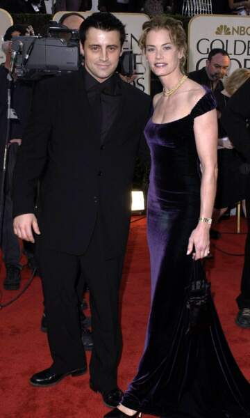Matt LeBlanc a été marié de 2003 à 2006 à Melissa McKnight, avec qui il a eu une fille, Marina