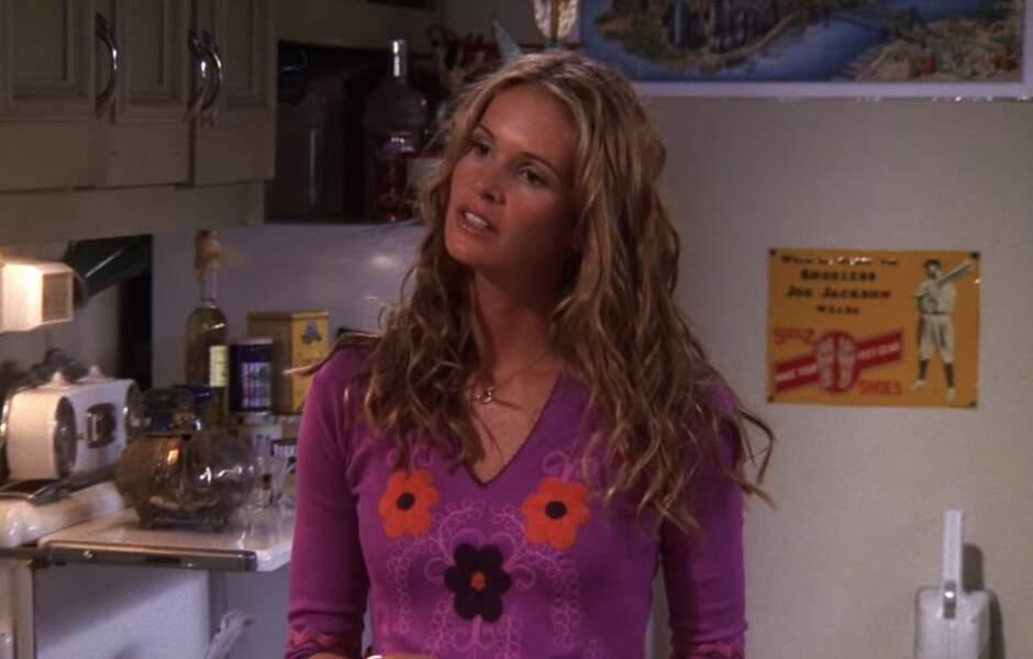 Dans le rôle de Janine, la coloc de Joey, Elle Macpherson a fait tourner la tête de l'italien coureur de jupons. Et elle a permis à Ross et Monica de danser leur célèbre routine lors d'une émission télé !