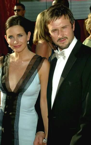 De 1999 à 2013, Courteney Cox a été marié à l'acteur David Arquette