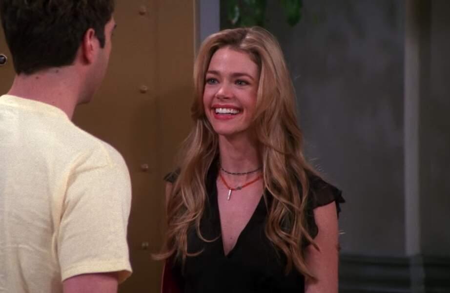 Denis Richards a joué Cassie, la cousine de Monica et Ross. Elle était tellement sexy que le paléonthologue a même tenté de l'embrasser !
