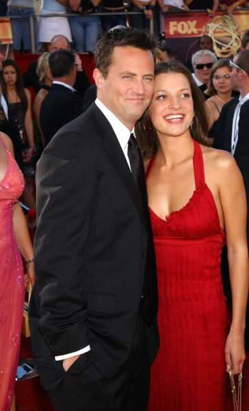 Parmi ses histoires de coeur, l'acteur est sorti avec Rachel Dunn
