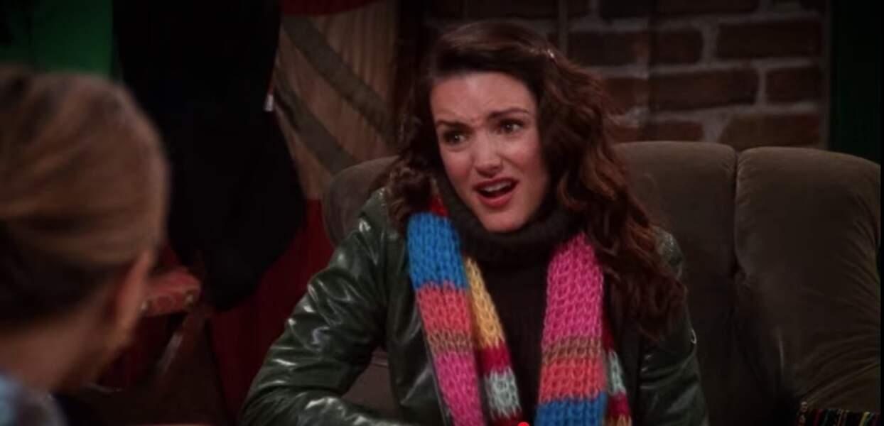 L'une des rares femmes a avoir donné envie à Joey de se mettre en couple, Kristin Davis, alias Erin
