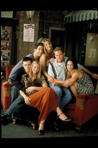 On a passé beaucoup de temps à suivre les tribulations amoureuses des héros de Friends. Mais avec qui les acteurs ont-ils partagé leur vie ?
