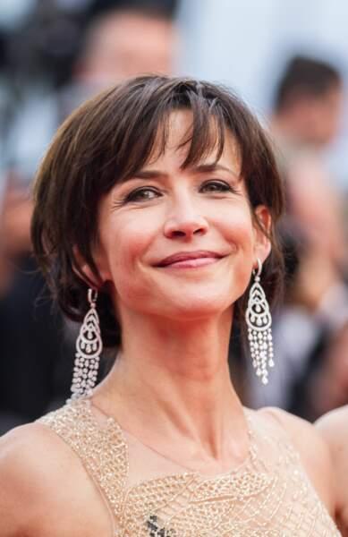 Sophie Marceau et Cannes, une belle histoire...