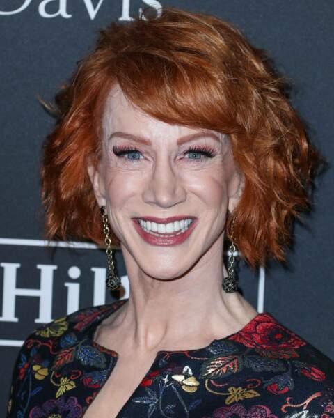 La comédienne et humoriste Kathy Griffin a failli jouer Phoebe