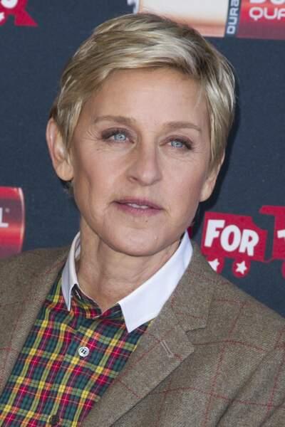 Même chose pour l'animatrice star Ellen DeGeneres, qui a toujours démenti