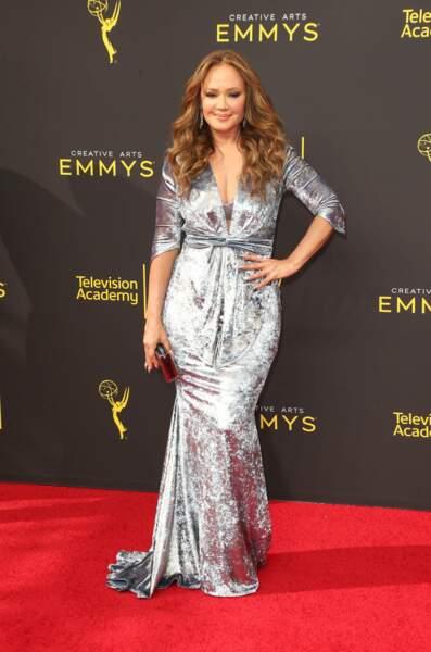 Avant de jouer Lydia, une femme enceinte dans la série, Leah Remini avait passé le casting pour le rôle de Monica