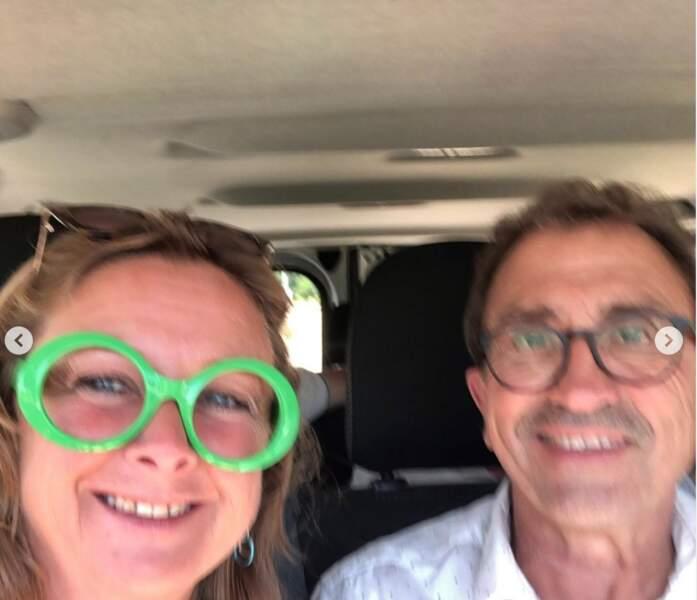 Cathy et Jean-Claude, les inséparables de la saison 15