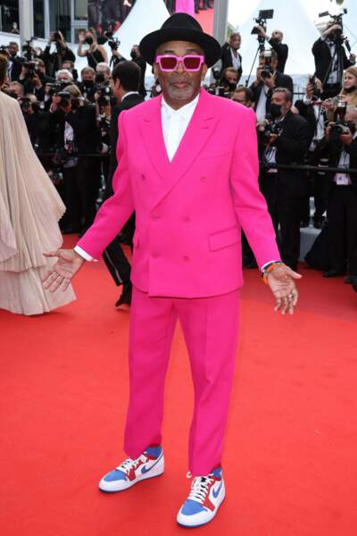 Spike Lee, la vie en rose