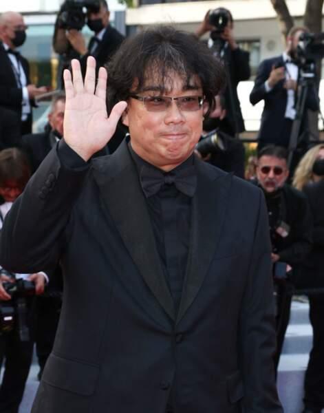 Le réalisateur de Parasite, Bong Joon-ho