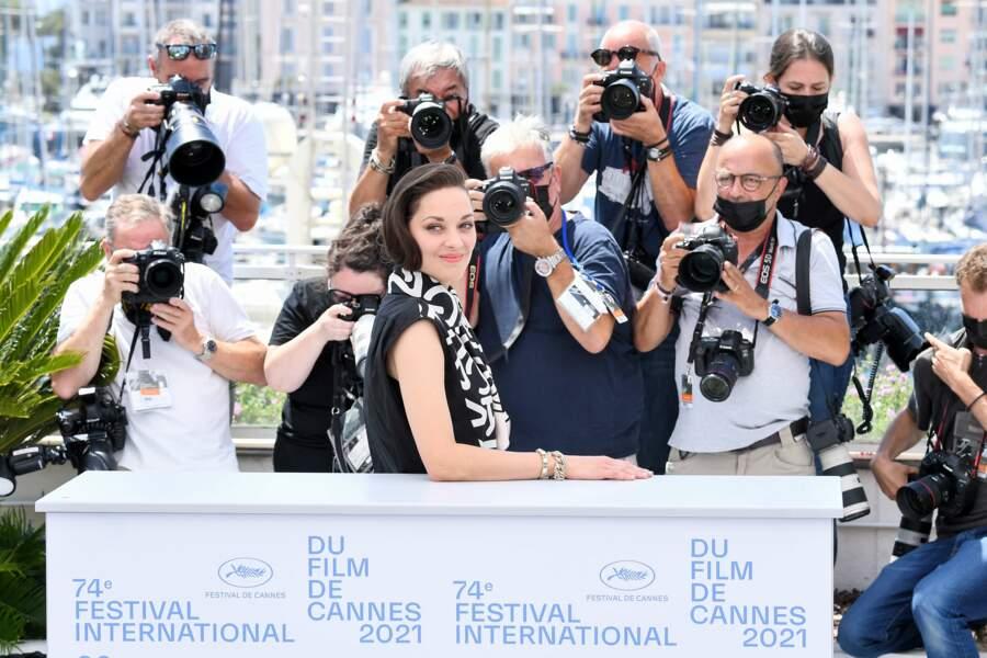 Les photographes en action