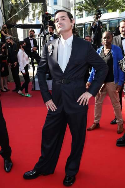 Nicolas Maury prend la pose