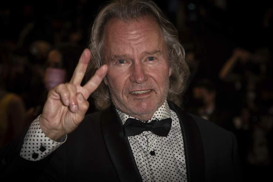 L'acteur John Savage ravi de participer à la 74e édition du Festival de Cannes