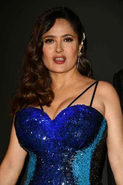 Elle est réputée pour ses rôles dans Desperado, Bandidas ou encore Frida.