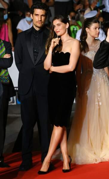 Le couple Louis Garret et Laetitia Casta, toujours aussi glamour