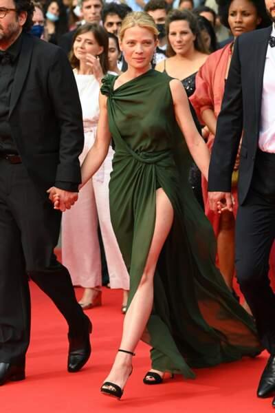 Mélanie Thierry, présidente du jury de la Caméra d'Or