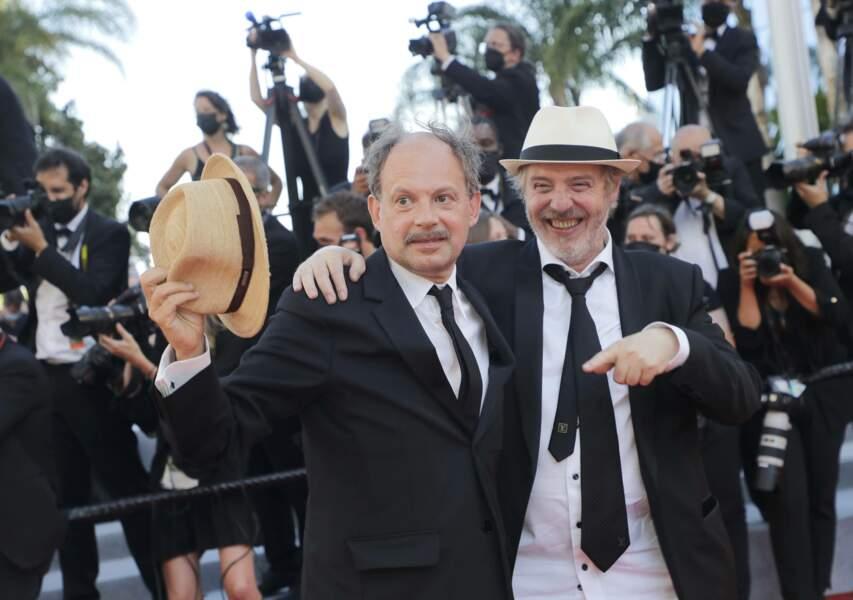 """Leur film Tromperie fait aussi partie de la sélection officielle, dans la section """"Cannes Première"""""""