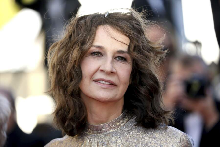 Valérie Lemercier présentait son film Aline