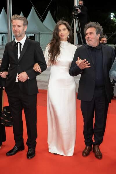 Bertrand Belin, Maiwenn et Arnaud Larrieu étaient aussi présents