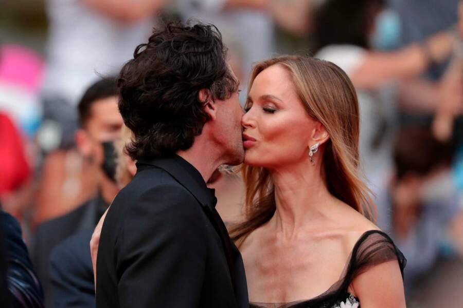 Les deux amoureux viennent d'officialiser en juin leur relation.