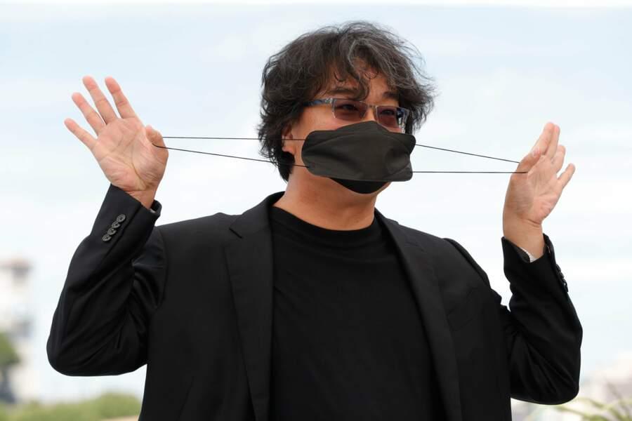 """La danse du masque du réalisateur Bong Joon-Ho (""""Parasite"""")"""