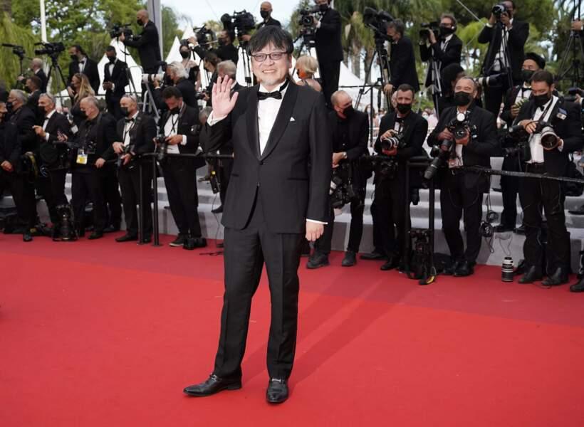 Le réalisateur Mamoru Hosoda