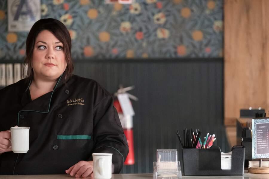 Elle tient l'un des trois rôles principaux de la série de Netflix À l'ombre des magnolias