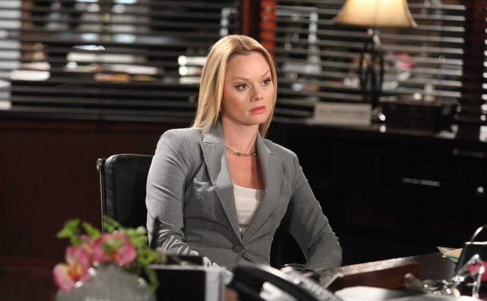 L'actrice est apparue dans FBI duo très spécial et NCIS : Los Angeles