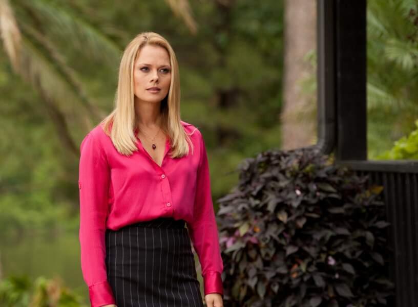 Kate Levering, alias Kim dans la série