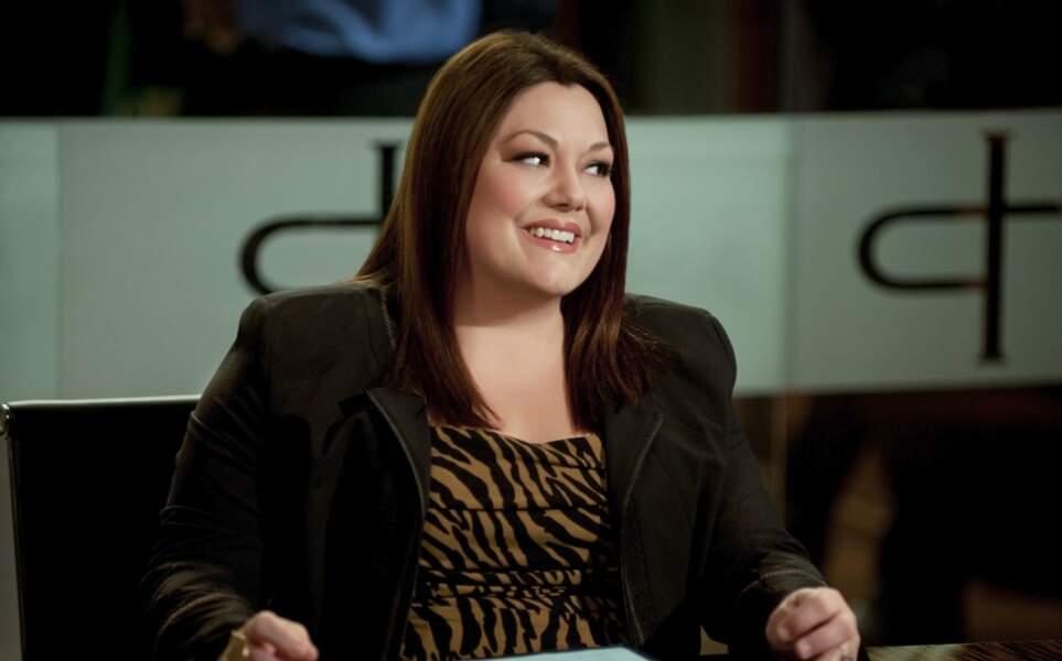 Brooke Elliott a incarné pendant 6 saisons l'héroïne de la série Drop Dead Diva
