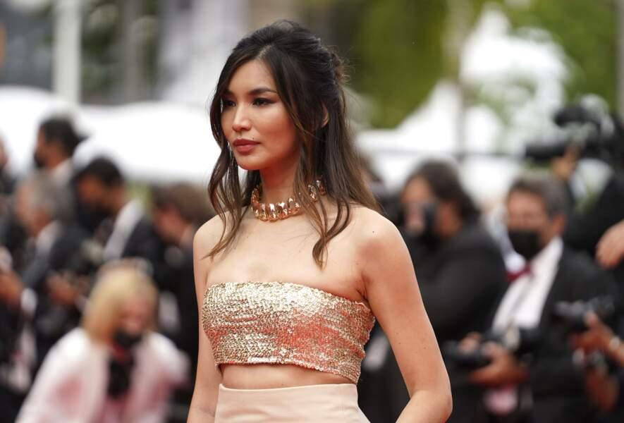 L'actrice Gemma Chan