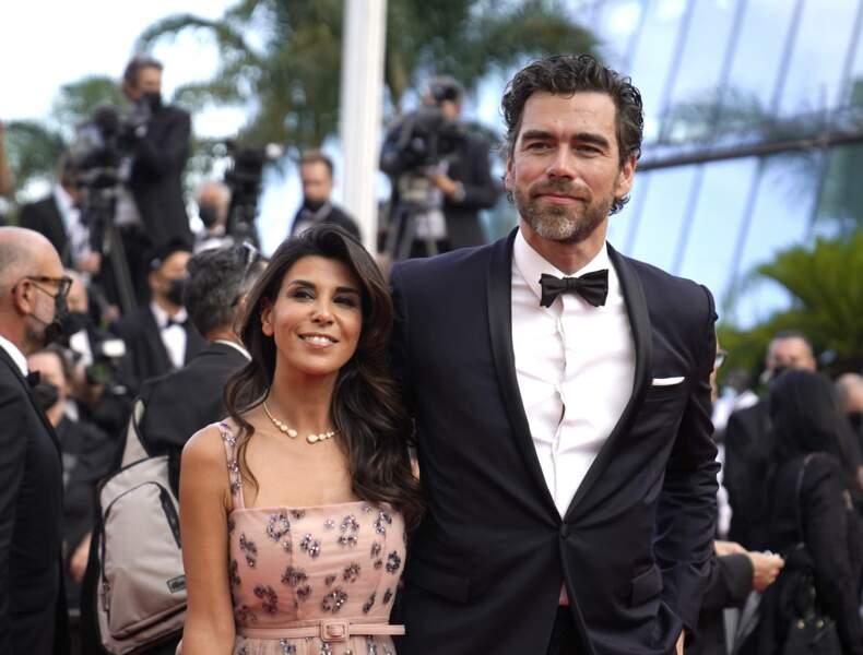 Reem Kherici et Gilles Lemaire