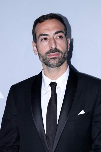 Le producteur de films Mohammed Al Turki avait lui opté pour la cravate, non sans rappeler les looks rock de Tom Ford.