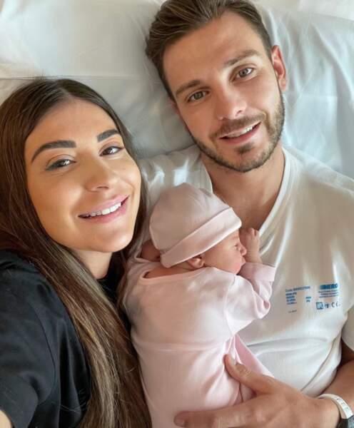Martika est à nouveau maman et le bébé se prénomme Gioia.