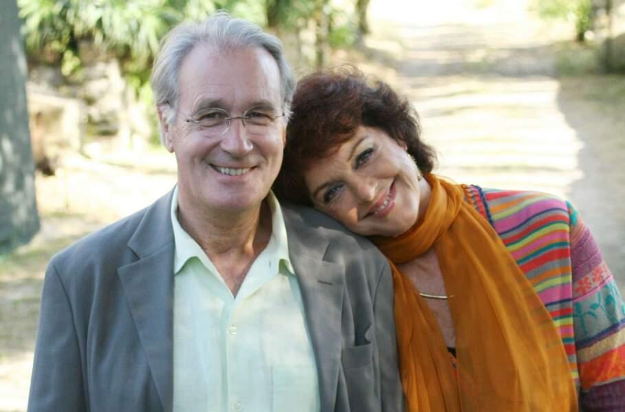 Ils furent Catherine et Jacques, durant les 15 saisons d'Une Famille Formidable