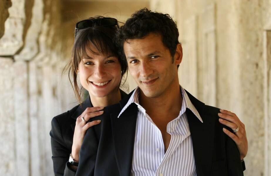 Les interprètes du couple Frédérique / Nourredine ont maqué la série