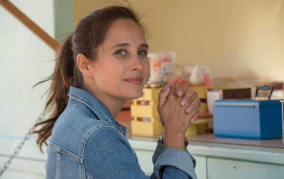 Pour Julie de Bonna, Une  famille formidable fut un coup de pouce... formidable. On la verra bientôt dans la série Les Combattantes.