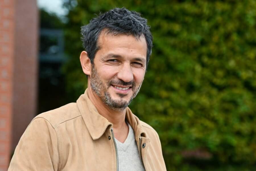 Depuis 2019, Kamel Belghazi joue dans la série Demain nous appartient