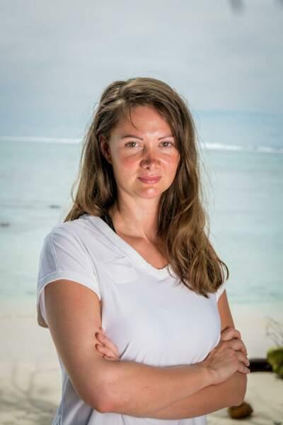 Alexandra Pornet, 34 ans Gagnante de Koh-Lanta : Les 4 terres (2020)