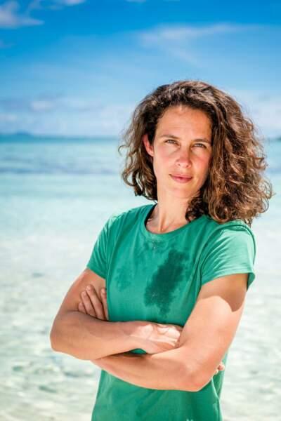 Clémence Castel, 36 ans Gagnante de Koh-Lanta : Pacifique (2005) et Koh-Lanta : Le combat des héros (2018). Participe à Koh-Lanta : Le retour des héros (2009)